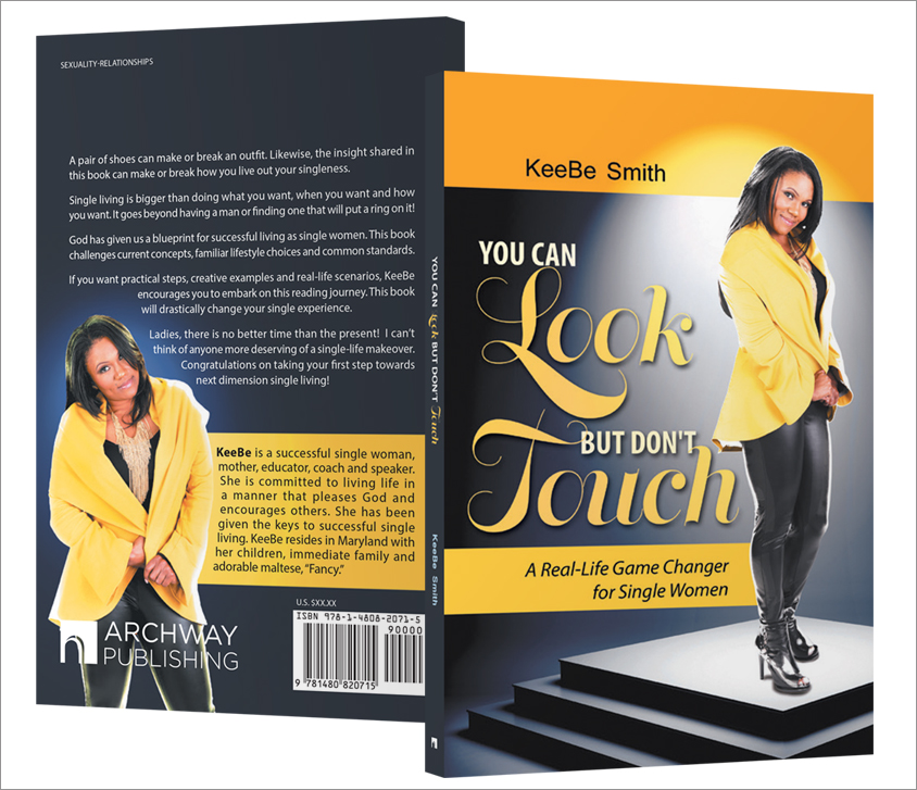 Book Cover: You Can Look But Don't Touch