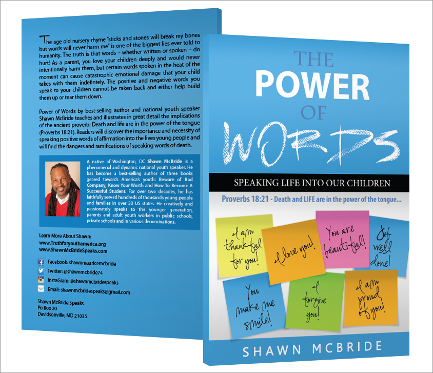 Book Cover: The Power of Words
