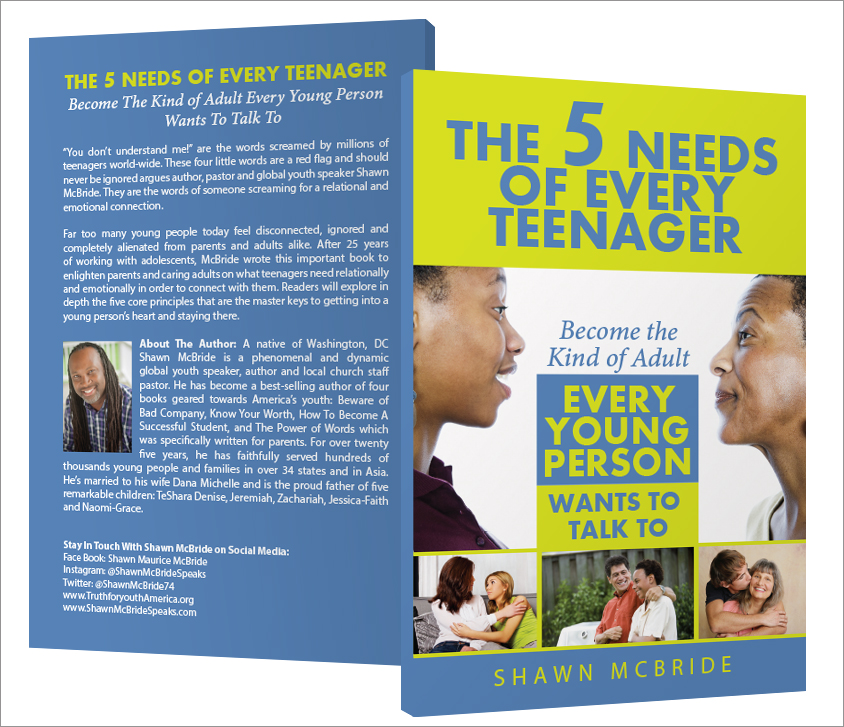 Book Cover: The 5 Needs of Every Teenager