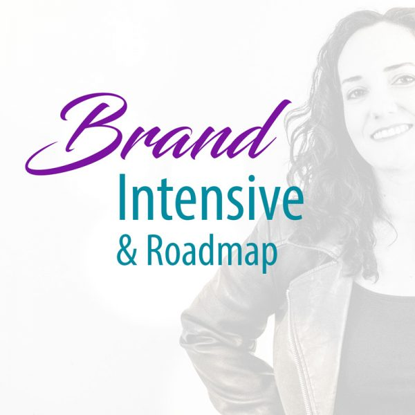 Brand Intensive and Roadmap